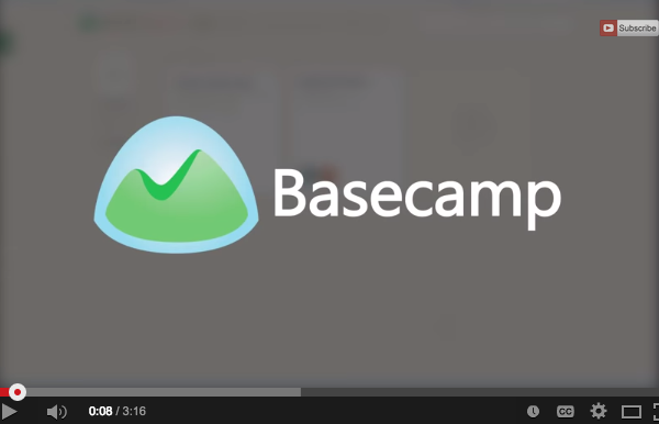 Our Toolbox: Basecamp