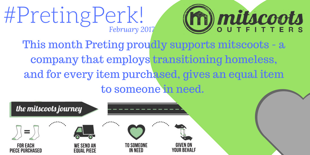 #PretingPerks! February 2017 - Miscoots
