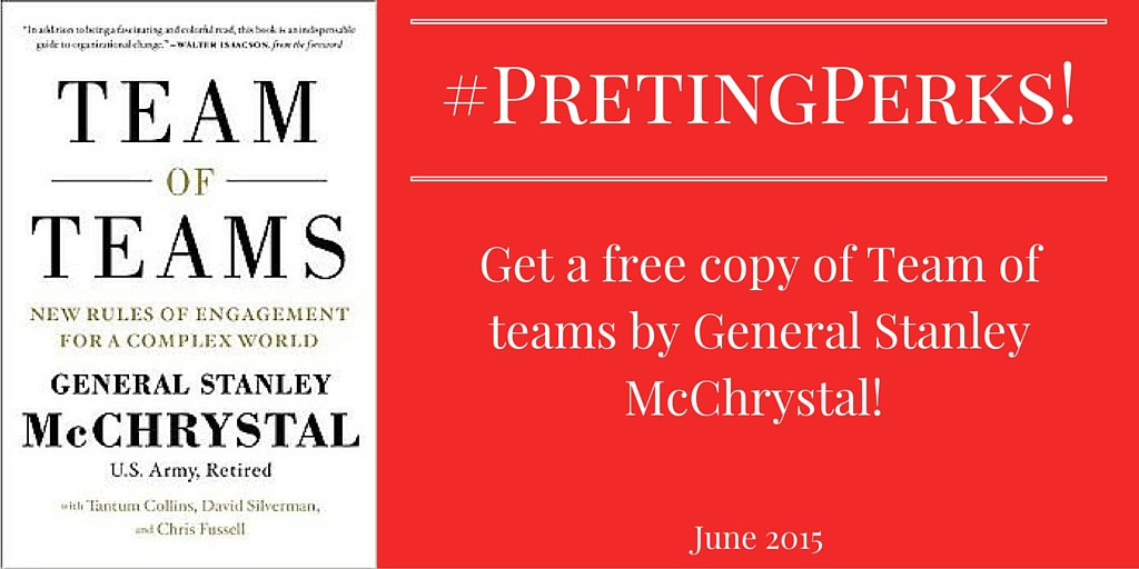 #PretingPerks! June 2015