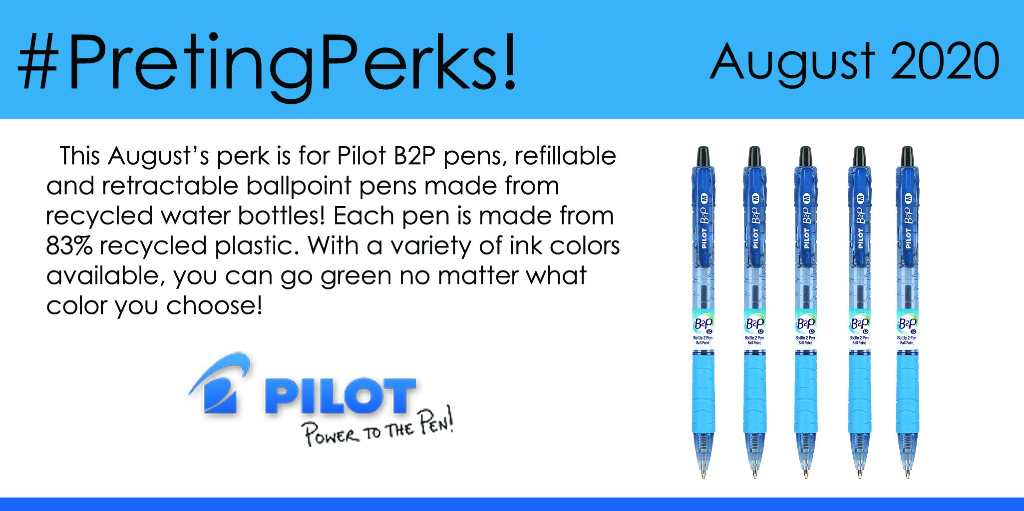 #PretingPerks! Weekly Perk