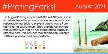 #PretingPerks! Monthly Perk